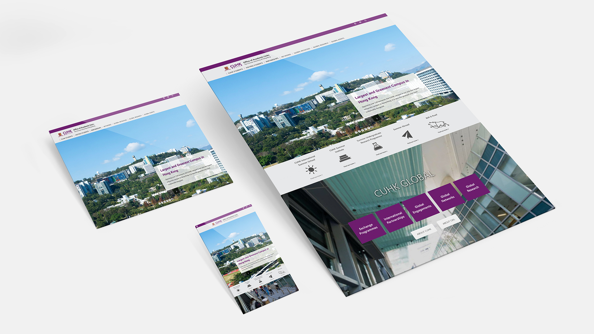 CUHK OAL Website