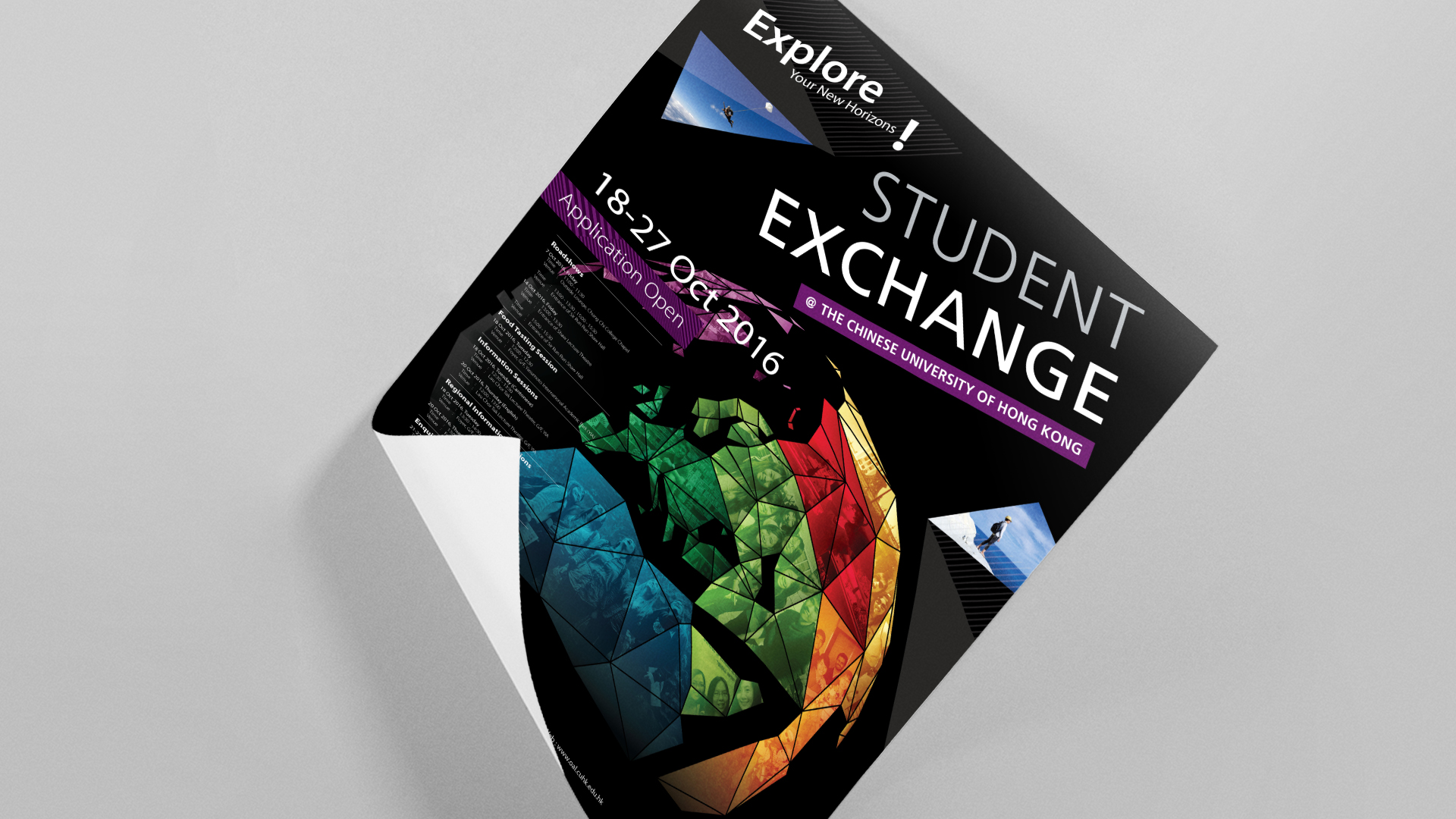CUHK OAL Student Exchange Programmes
