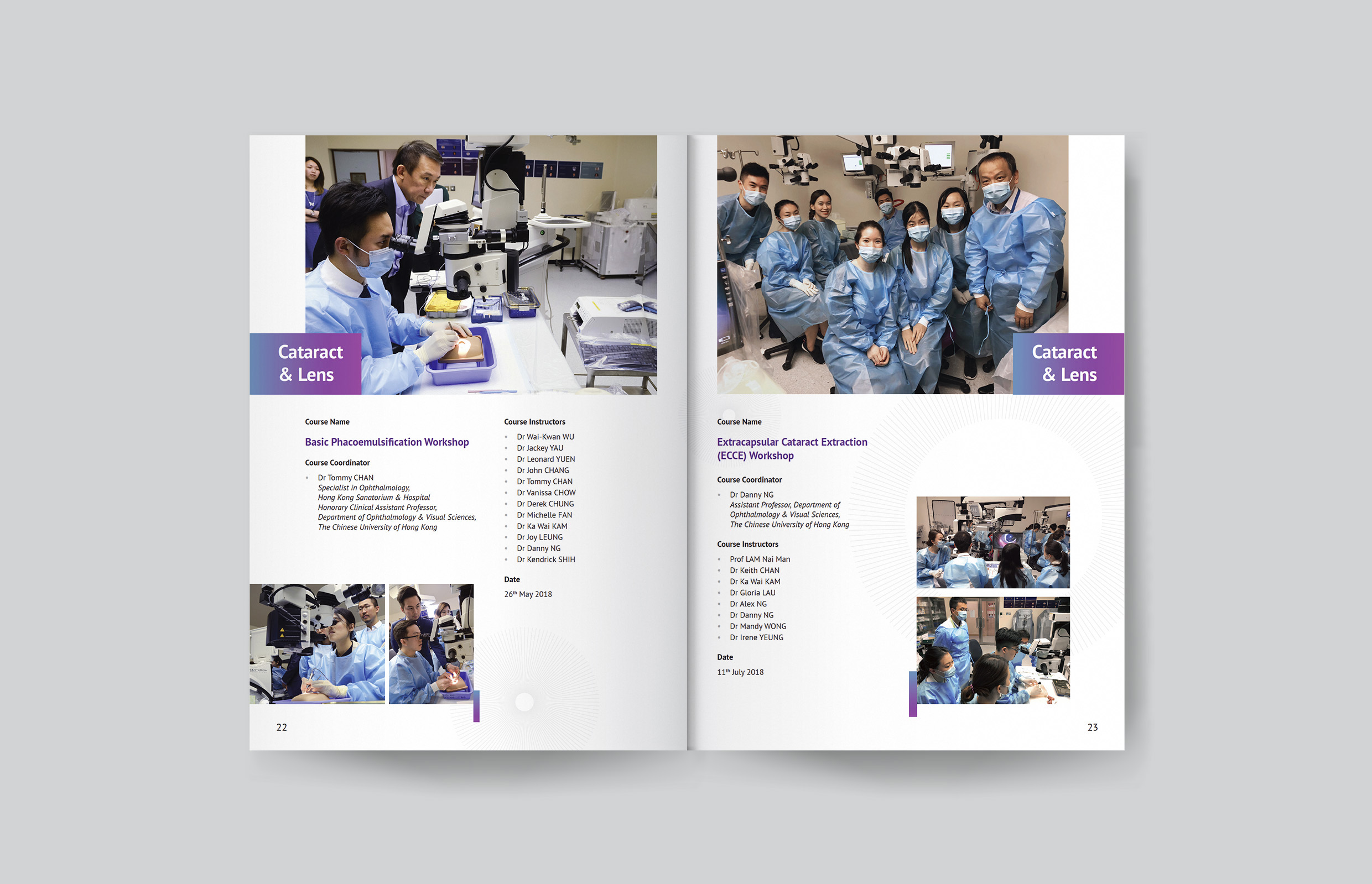 CUHK OMTP Yearbook 2019