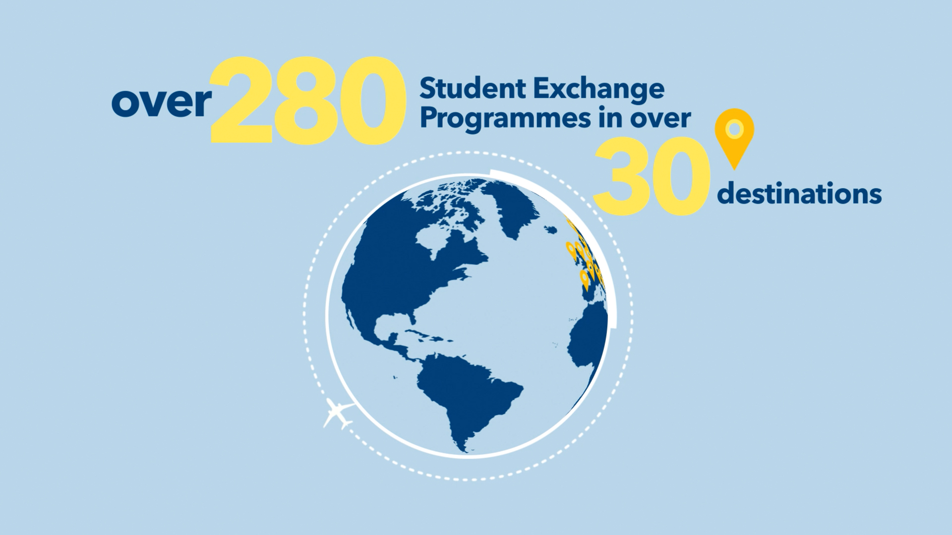 CUHK OAL Student Exchange Programmes Video