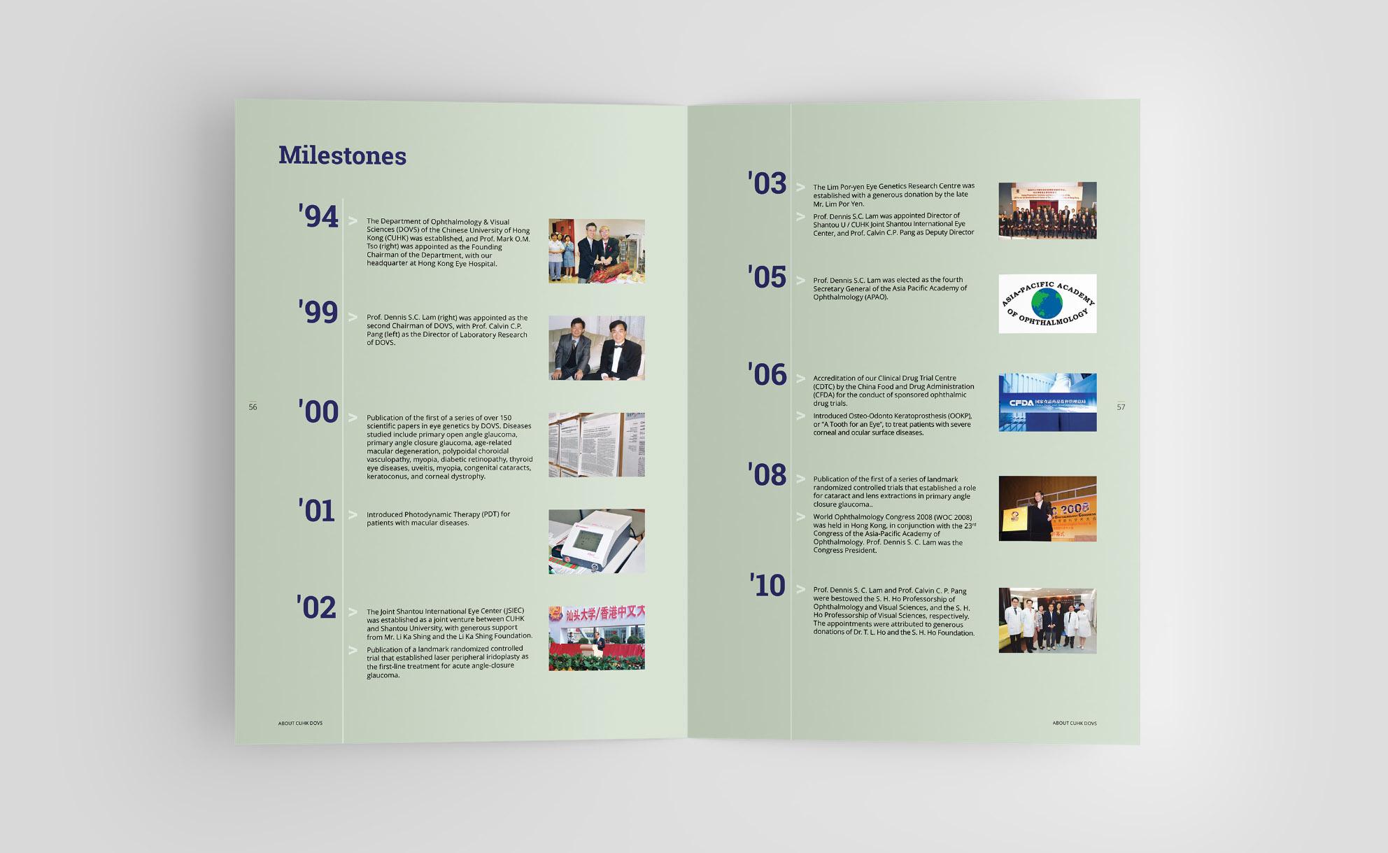 CUHK OVS 25th Anniversary Book